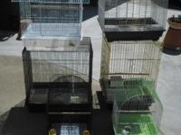 I have some nice very good condition used cages,from
