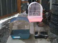 3 bird cages $5.00 EACH PH  PHONE CALLS ONLY  Location: