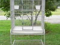 Good bird cages for sale. Can likewise be utilized for