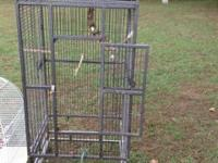 8 bird cages Good condition Make me an offer This ad
