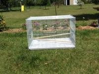 I have different size bird cages for sale from finch