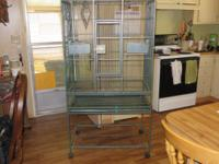 Bird Cages FOR SALE - REASONABLE Recently bought two