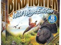 This is a used collectible Bird Hunter Wild Wings