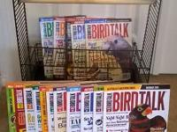 Bird Playstand as pictured 15 Bird Talk magazines 1