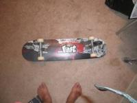 I HAVE A BIRDHOUSE SKATEBOARD (ENERGY DRINK)RED &