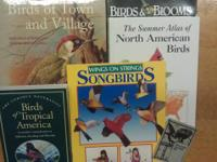 5 PUBLICATIONS FOR BIRDWATCHERS!  Merely in time for