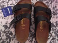 Brand new Birkenstocks for sale. Bought for 130 and