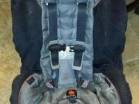 Britax Marathon Convertible Carseat -converts from
