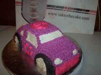 custom designed and created cakes and cupcake creations