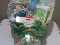 I have birthday gift baskets you can personalize, or