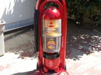"""Bissel """"Grab n Go"""" Upright / Canister combo vacuum."""