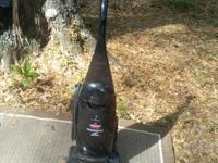 Call . Bissell 12 amp upright vacuum cleaner ffor