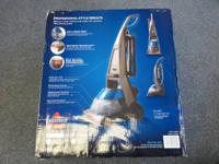 Bissell 80R4 Premier Professional Style Results Upright