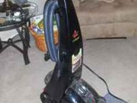 I am selling my Bissell carpet scrubber! its not being