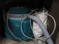 Bissell Little Green Machine works great and has all