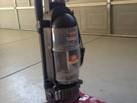 Bissell PowerForce Turbo Helix Bagless Upright