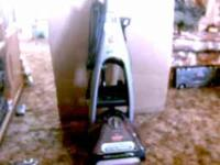 Bissell Upright Carpet Shampooer  Location: wis rapids