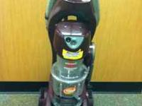BISSELL UPRIGHT VACUUM LARGE CAPACITY DIRT CUP HEPA