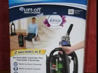 Bissell Lift-Off Multi Cyclonic Pet vacuum cleaner New
