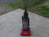 Bissell Powerforce Helix Turbo vacuum in excellent