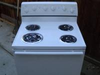 Kenmore Oven/range  very good cond.    $120.00obo