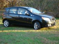 2009 Chevrolet AVEO LT $12,000 OBO Black exterior with