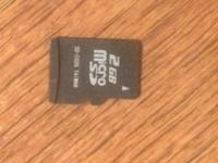 Up for sale is a micro sd memory card Color: Black