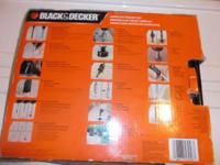 New Black and Decker 201 piece tool set. Never been