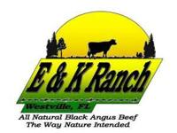 E & K RANCH Organic Black Angus Beef $4. a pound, cut,