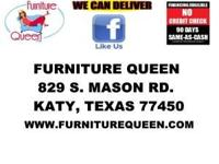 BUY TODAY!! SAVE ALOT!! FURNITURE QUEEN IN KATY OFFERS