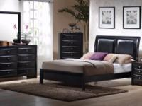 BLACK BEDROOM SET $799 Wyckes Furniture All furniture