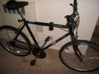 26 black bike new tires new tubes great wheels great