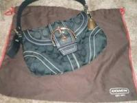 I'm selling a coach purse in great condition! Well