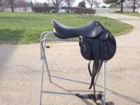 Black Country Vinici Cross Country saddle for sale. I