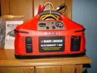 Up for sale is a black & Decker VEC026BD electromate