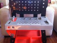 Used Black Amp Decker Junior Power Tool Workshop For Sale