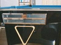Brunswick Gold Crown III ChampionShip Pool Table 8' 4""