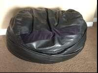This beanbag is in great shape, my daughter just doesnt