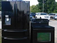 Black French Door Fridge ::Samsung   Clean Inside + Out