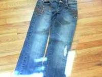 THIS IS A VERY NICE PAIR AMERICAN EAGLE JEANS SIZE 27