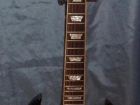 This is a 2008 Black Gibson SG Standard Guitar made in