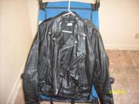 Size 44 Like new condition. A.M.F. Harley Jacket. For