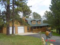 Here is the log home you have been waiting for. It is a