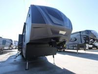 Voltage 3990 Toy Hauler by Dutchmen -Matte Black Full