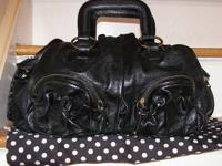 Handbag Closet Re-Organization has begun... Large black