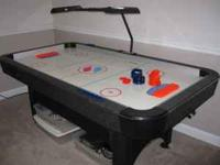 This is a official size Air Hockey tabel. That's what I
