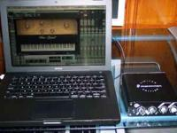 I've had this little portable ProTools Recording Rig