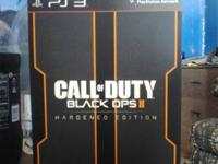 Black ops 2 hardened edition comes with collectible
