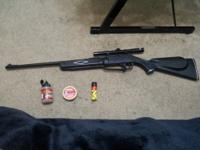 black rifle name daisy bb gun works great shoots good