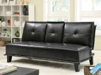 Black Sofa Bed  MSRP: $639 -- homePLUS: $359  Any